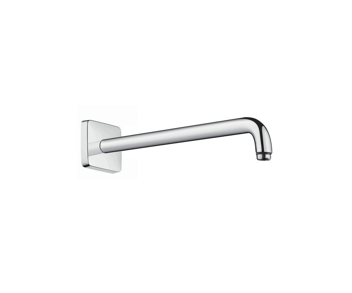 Hansgrohe Shower Head Holder Wall Mounted 389 Mm Chrome 27446000