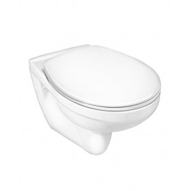 Gustavsberg Nordic3 3530 WC hanging toilet bowl, with standard seat GB113530001010