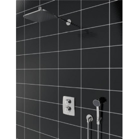 Oras Optima Thermostat shower system with mixer, concealed Art. Nr. 7139
