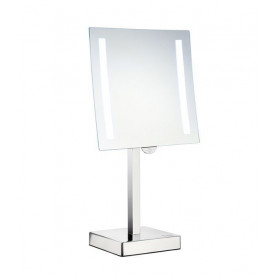 Smedbo FK473E cosmetic mirror with LED lighting