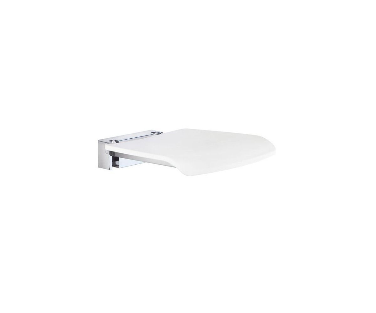 Smedbo drop down shower stool FK404