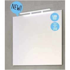 Raguvos Baldai mirror with lighting LED , sensor, IP44, 75cm 1012400
