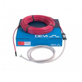 DEVIflex electric heated floor cable 18T 1005W 230V 54m 140F1410