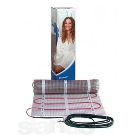 DEVIcomfort electric floor heating mat 83030562 150 W, 0,5 x 2 m, 1m² + corrugated pipe