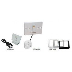 Honeywell Evohome 3 wall mount with charger