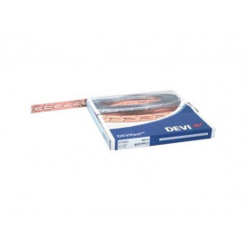 Devi cable mounting tape devifast™, copper, 25m