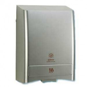 S&P hand dryer SL-2002 AUTOMATIC silver 1875W
