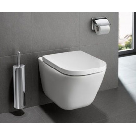 Roca The Gap Clean Rim WC tualetes pods piekarams, 734647L000