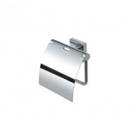 Geesa Nelio 916808-02 toilet paper holder with cover