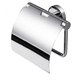 Geesa Nemox 916508-02 toilet paper holder with cover