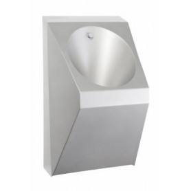 AZP Brno stainless steel urinal AUP 02.B, with sensor, 6V