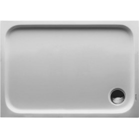 Duravit D-Code 720093 rectangle shower tray 1000x700