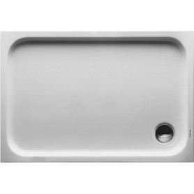 Duravit D-Code 720097 rectangle shower tray 1100x750