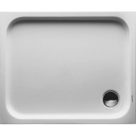 Duravit D-Code 720104 rectangle shower tray 900x750