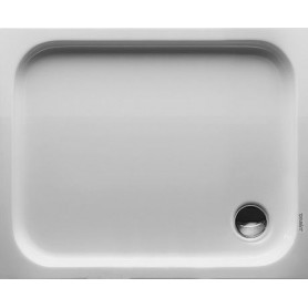 Duravit D-Code 720106 rectangle shower tray 1000x800