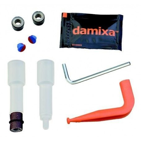 Damixa spare part 1305600 valve, gasket and spring