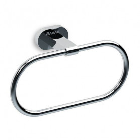 Ravak Chrome CR 300 towel ring, oval, X07P190