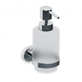 Ravak Chrome CR 231 liquid soap dispenser (glass), X07P223