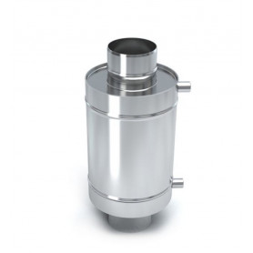 Termofor Kostakan 56201 water container 8L, smoke stack mounted, d120, G3/4