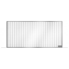 ACO 30x10 cell basement light shaft grille 400 x 840 35578