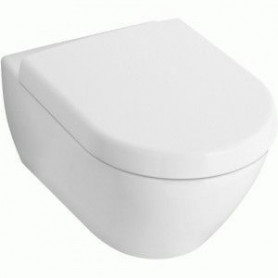 Villeroy Boch Subway 2.0 Compact hanging WC toilet bowl 56061001
