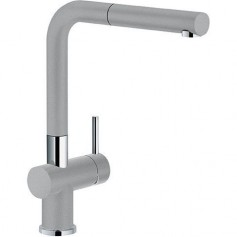 Franke 115.0373.889 Active Plus kitchen mixer. with pull-out spout, gray