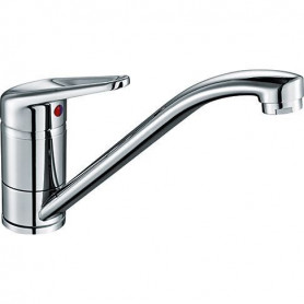 Franke 115.0347.142 NOVARA kitchen mixer, with fixed spout, chrome