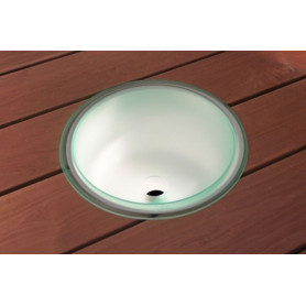 Cariitti 1545804 sauna water bucket IB320 with water outlet, illuminated