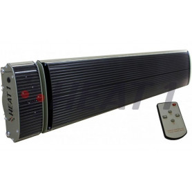 Heat 1 infrared heater Prestige H1-10B, 1000W, with remote control