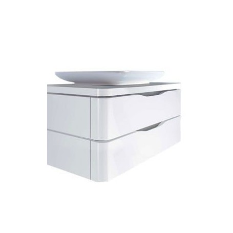 Duravit PuraVida Bathroom Vanity Unit For Washbasin Or Surface/ Console  PV6769 800 X 550 Mm