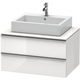 Duravit Happy D.2 bathroom cabinet for washbasin surface/ console H26301 800 x 548 mm