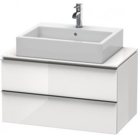 Duravit Happy D.2 bathroom cabinet for washbasin surface/ console H26311 800 x 478 mm