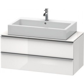 Duravit Happy D.2 bathroom cabinet for washbasin surface/ console H26312 1000 x 478 mm