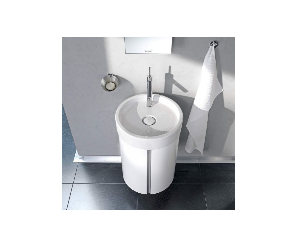 Duravit Starck wall mounted bathroom vanity unit S19523 450 x 500 mm