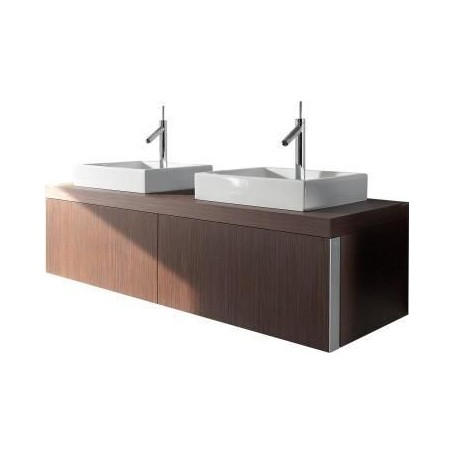 Wunderbar Duravit Starck  Wall Mounted Bathroom Vanity Unit S19529 B L R 1435 X 565 Mm