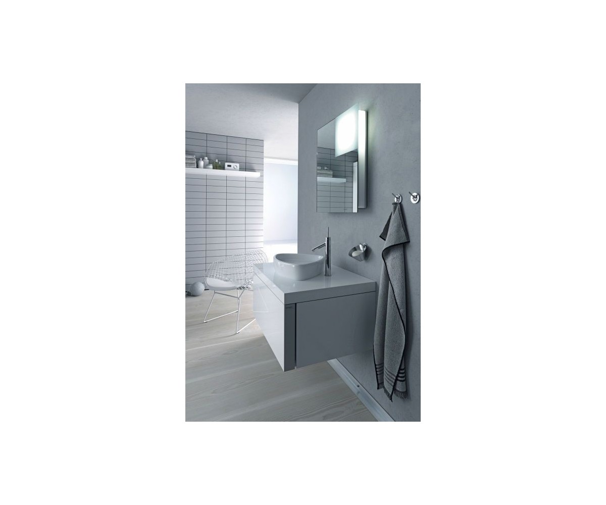 Duravit Starck Bathroom Mirror With Lighting S19718 750 X 100 Mm