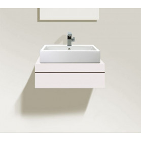 Duravit Fogo bathroom washbasin surface/ console with drawer FO8520 600 x 550 mm