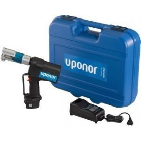 Uponor S-Press battery pipe press tool UP110, 1083612