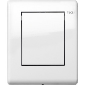 ТЕСЕplanus build in frame urinal button, stainless steel, white 9242314