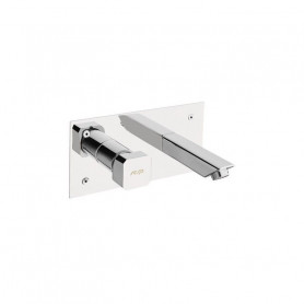 Resp Quark 380.325 basin mixer, wall mounted, concealed