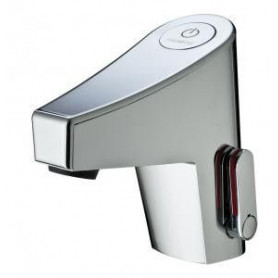 SENSITIVE MIXER PRESTO NEW TOUCH -BATTERY- WITHOUT STOP VALVE