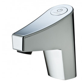 SENSITIVE SINGLE TAP PRESTO NEW TOUCH -BATTERY- WITH STRAIGHT STOP VALVE