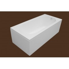 SPN cast stone bathtub Samanta 1795x798