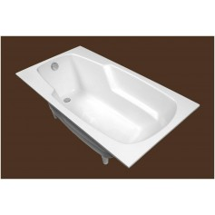 SPN cast stone bathtub Viola 1520x820