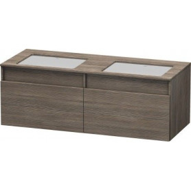 Duravit DuraStyle bathroom vanity unit DS6886 B 1400 x 550 mm