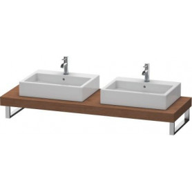 Duravit Fogo Console for above counter basin FO079C 550 mm