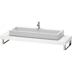 Duravit Fogo Console for above counter basin FO089C 550 mm