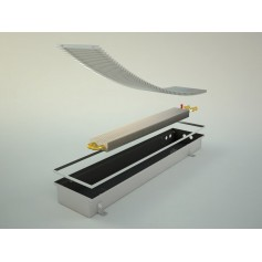 Licon built-in heating convector PK 150/280