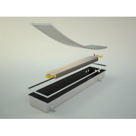 Licon built-in heating convector PK 150/340
