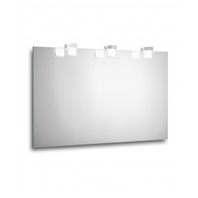 4880 12 Mirror with lighting, 120cm